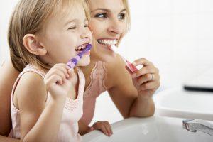 teaching good oral health